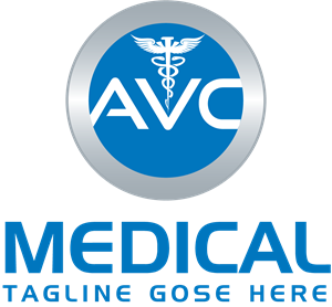 Modern Medical Logo Vector