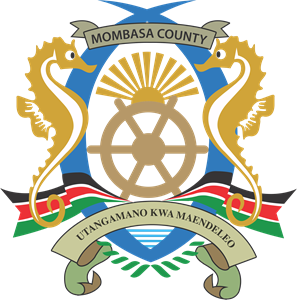 Mombasa County Government Logo Vector