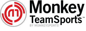 Monkey Team Sports Logo Vector