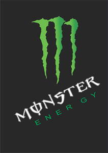 Monster Energy Logo Vector