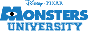 Monsters University Logo Vector