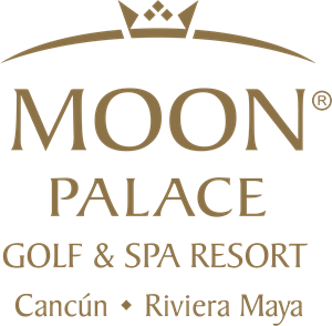 Moon Palace Golf & Spa Resort Casino Riviera Maya Logo Vector
