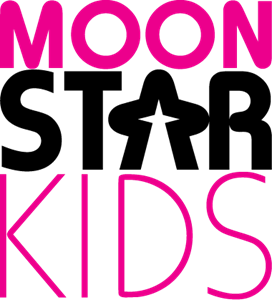 moon star kids Logo Vector