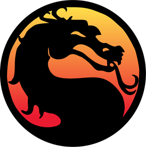 Mortal Kombat Logo Vector Svg Free Download