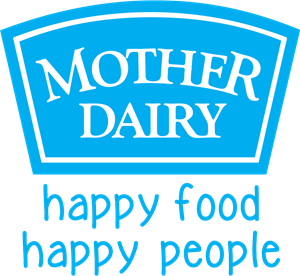Mother Dairy Logo Vector