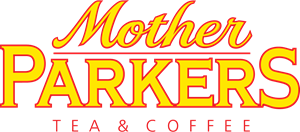 Mother Parkers Tea & Coffee Logo Vector