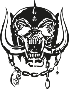 Motorhead band Logo Vector