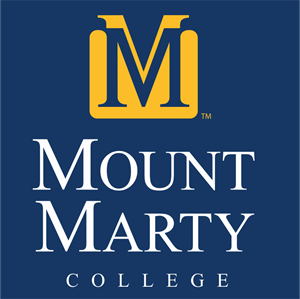 Mount Marty College Logo Vector