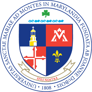 Mount St. Mary's University Logo Vector