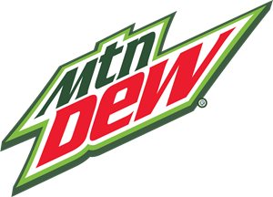 Mountain Dew (Mtn Dew) Logo Vector