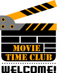 Movie time club Logo Vector