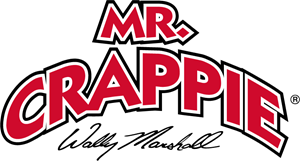 Mr. Crappie Wally Marshall Logo Vector