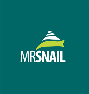 MR SNAIL Logo Vector