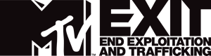 MTV EXIT End Exploitation and Trafficking Logo Vector
