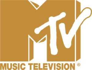 MTV Music Television Logo Vector
