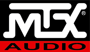 MTX AUDIO Logo Vector