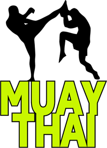 muay thai Logo Vector