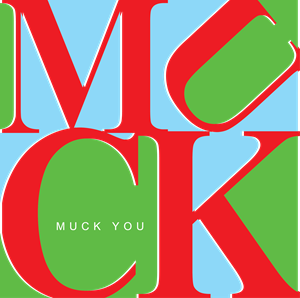 Muck You Logo Vector