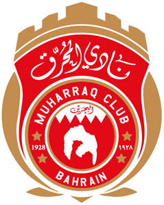 muharraq club Logo Vector