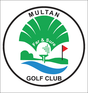 Multan Golf Club Logo Vector