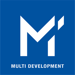 Multi Development Logo Vector