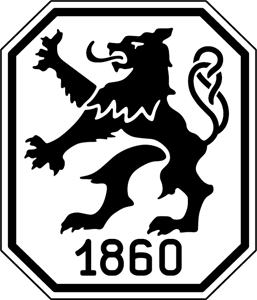 Munchen 1860 (old) Logo Vector