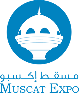 Muscat Expo Logo Vector
