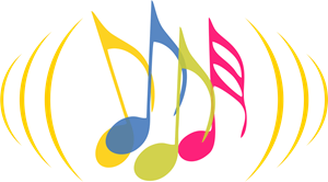Music Icon Logo Vector