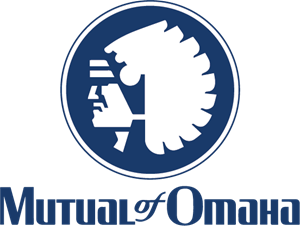 Mutual of Omaha Logo Vector
