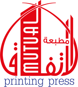 mutual printing press Logo Vector