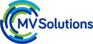 MV Solutions Logo Vector