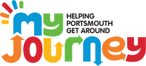 My Journey Portsmouth Logo Vector