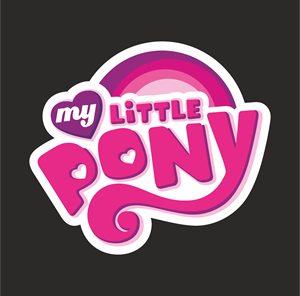 My Little Pony Logo Vector