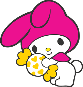 my melody Logo Vector