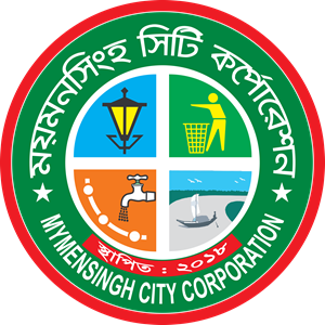 Mymensingh City Corporation Logo Vector