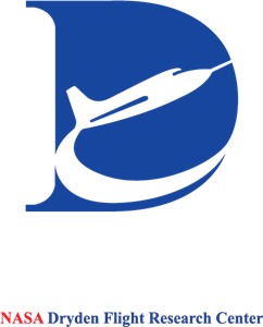 NASA Dryden Flight Center Logo Vector