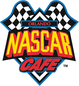 NASCAR Cafe Logo Vector