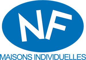 NF Maisons Individuelles Logo Vector