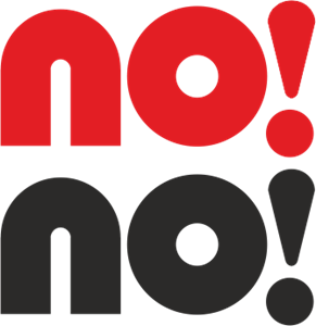 NO! NO! Logo Vector