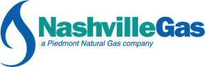 Nashville Gas Logo Vector
