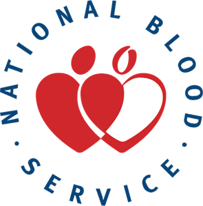 National Blood Service Logo Vector