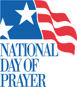 National Day of Prayer Logo Vector