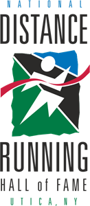 National Distance Running Hall of Fame Logo Vector
