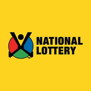 National Lottery Logo Vector