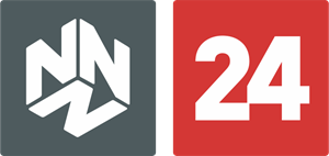National TV 24 Logo Vector