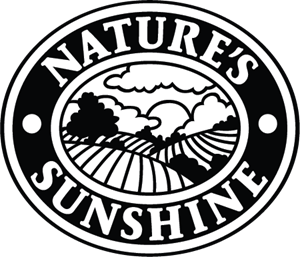 Natures Sunshine Logo Vector
