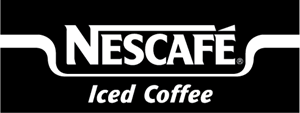 Nescafe Iced Coffee Logo Vector