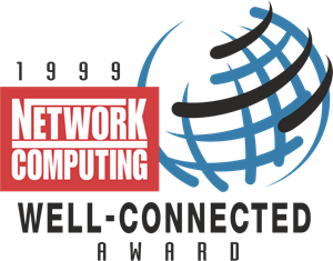 Network Computing Logo Vector