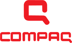 New Compaq Logo Vector