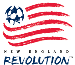 New England Revolution Logo Vector